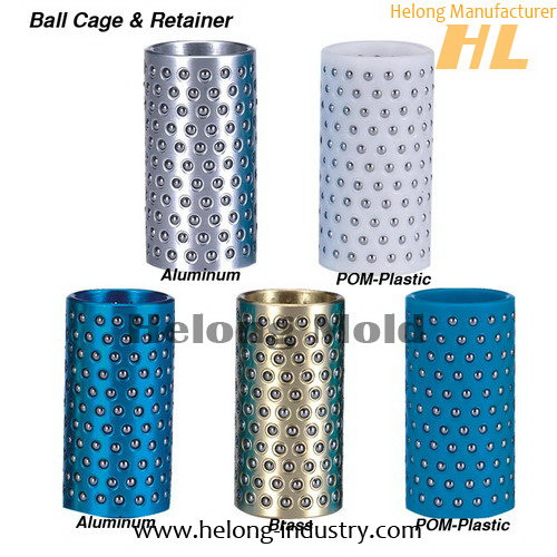 Ball Cage and Retainer
